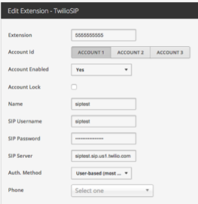 Unifi VoIP SIP Endpoint with Twilio – Updated – Chris Backes